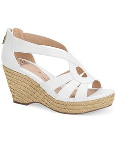 Sofft Mena Platform Wedge Sandals - All Women's Shoes - Shoes - Macy's