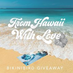 Aloha birds!   We've paired up with some of our favorite Hawaii brands to bring you a free taste of paradise all week Today enter to win the @slowtide Five-O towel featuring Kauai photographer @brycejohnson! Just follow @bikinibird & @slowtide then leave a comment below tagging 3 friends! Stay tuned all week for more giveaways from Hawaii with love #bikinibird #bikinibirdgiveaway