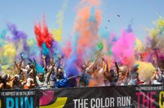 The Color Run™ France :: Galerie