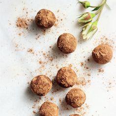 Bourbon Cacao Truffles