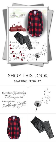 """""""paris fashon #11"""" by jaca-dramalija ❤ liked on Polyvore featuring WALL and rosegal"""