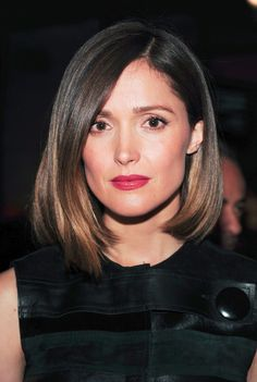 Rose Byrne's version of the naked dress leaves more to the imagination but is just as stunning