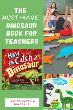 Can you catch a dinosaur and prove they're still around? Use your brain and set your traps to get that dino found! Dinosaur Classroom, Preschool Dinosaur, Dinosaur Age, Preschool Ideas, Teaching Ideas, Dinosaurs For Toddlers, 3rd Birthday, Birthday Ideas, Steam Learning