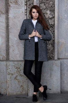 Normcore, Sweaters, Style, Fashion, Stylus, La Mode, Pullover, Fashion Illustrations, Fashion Models