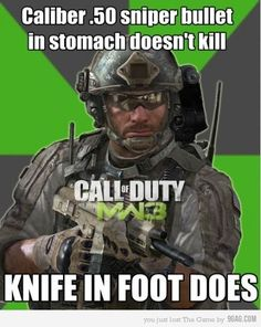 Call of Duty fact