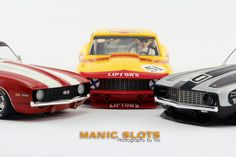 ManicSlots' slot cars and scenery: GALLERY | Scalextric Chevrolet Camaro