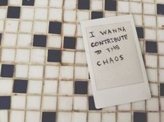 Find images and videos about aesthetic and chaos on We Heart It - the app to get lost in what you love. Storyboard, Mathilda Lando, Rite De Passage, Jandy Nelson, Auryn, Life Is Strange, Intj, Mood, The Villain