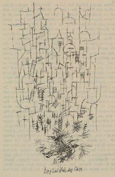 Paul Klee Paintings & Artwork Gallery in Chronological Order