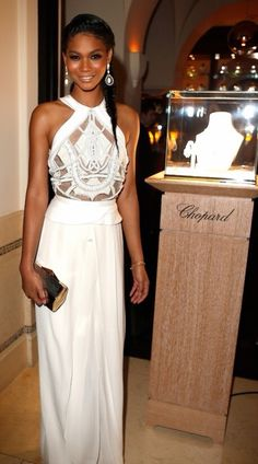 chanel iman- same thing with chanel, too skinny but so pretty which makes up for it!