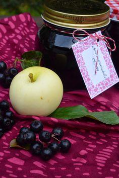 aronia-omenahillo