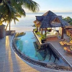 Beachcomber Hotels, Resorts & Villas in Mauritius and Seychelles Vacation Places, Vacation Destinations, Dream Vacations, Vacation Spots, Places To Travel, Places To Go, Italy Vacation, Villas In Mauritius, Mauritius Travel