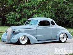 Oldtimer Hot Rod Street Rodder
