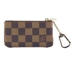 Louis Vuitton N62658 Schlüssel-und ?nderungs-Halter Ebony Louis Vuitton Damen Portemonnaie