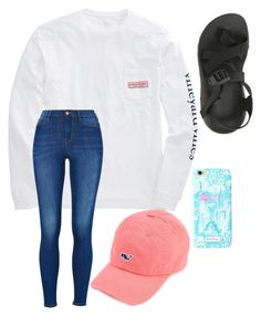 """""""Tomorrow is friYAY"""" by legitmaddywill ❤ liked on Polyvore featuring Chaco"""