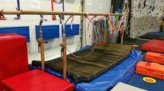 "Preschool Gymnastics: April 2015 Week 2 ""Space Camp!""  Crawl through Saturn's rings"