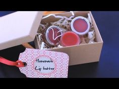 Learn how to make Natural Lip Butter / Balm.