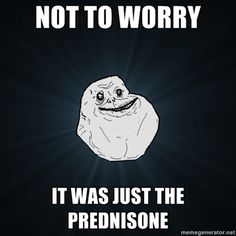 Treatment Med ~ Prednisone