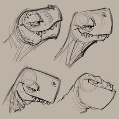 #dinosketching #dino #dinosaur #cartoon #animation #characterdesigner #characterdesign
