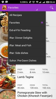 Ramadan is the ninth month of the Islamic lunar calendar. The month's sunrise-to-sunset fasting officially begins on the first night that the new crescent moon is visible.With an entire month's worth of Ramadan meals to prepare, try mixing up your menus with these recipes from around the world.- Suhor: Pre-Dawn Dishes \tRice Pudding With Dates \tSyrian Bread \tEkmek Turkish Bread \tAlgerian Bouzgene Berber Bread with Roasted Pepper Sauce \tNoni Afghani \tFava Bean Bre...