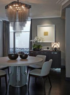 Private Residence, Knightsbridge - Fiona Barratt Interiors: