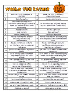 Halloween class party letter to parents. Download from the PTO ...