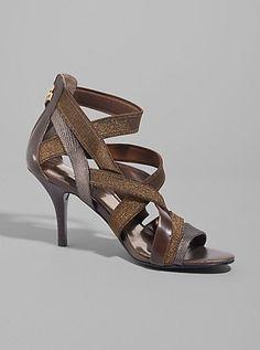 Banhi Mid-Heel Sandal