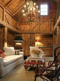barn conversions | designed by Carrier and Company .