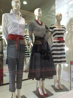 Stripes and polkadots!