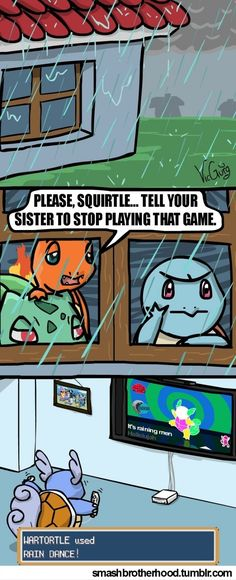 Water Pokemon - funny pictures