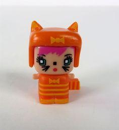 My Mini Mixieqs, Rubber Duck, Cat, Orange, Toys, Decor, Activity Toys, Decoration, Cat Breeds