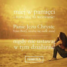 Modlitwa Jezusowa :)