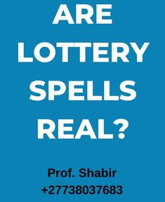 money spell Best Lottery Spells Caster In The World (Lottery Spells In USA) Powerful Spell Caster In The World