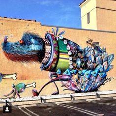 ART STREET - GRAFFITI - NOSEGO