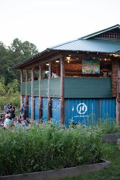 The Honeysuckle Tea House, Chapel Hill, NC