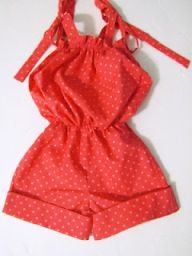 Tutorial: Bubble shorts romper for little girls · Sewing | CraftGossip.com