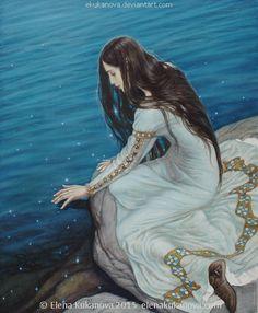 [The star in her hair by ekukanova on DeviantArt]