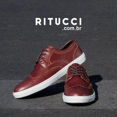 240c6f89c O estilo #brogue está no mercado de calçados masculinos há décadas, e não é