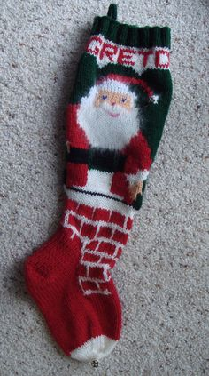 Ravelry: carolyninAlaska's Christmas stockings