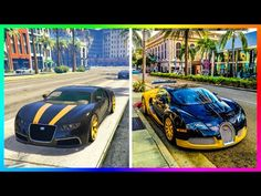awesome GTA 5 VS REAL LIFE COMPARISON - HOW LOS SANTOS LOOKS VS LOS ANGELES IN GTA & OTHER ROCKSTAR GAMES!