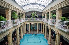 Gellért spa | Flickr: Intercambio de fotos