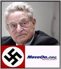 100 Percent FED Up  Soros commits one million to Obama SuperPac. FYI, Soros was a Nazi collaborator. https://twitter.com/politico/status/251411975517659136
