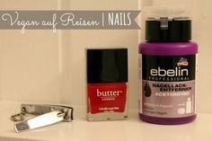 VEGAN AUF REISEN | Nails VEGAN TRAVELLING | Nails *ONCE UPON A CREAM Vegan Beauty Blog*