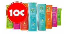Get 10¢ Herbal Essences Hair Care at Walgreens starting 9/11