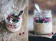 Raw Buckwheat Porridge De Luxe