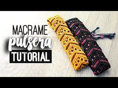 Pulsera buho 4 ojos ♥︎ macrame tutorial | como hacer | diy ● Friendship Bracelet - YouTube
