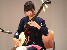 The Shamisen 5 - Busking on the mall - YouTube