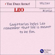 Leo 17420: Visit The Daily Astro for more facts about Leo.You can find lots of timely leo-focused fun on iFate.com. The best free tarot site.