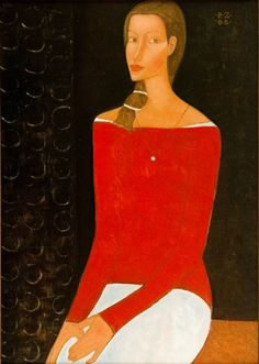 Roman  Zakrzewski - Jej portret, 2002 r.