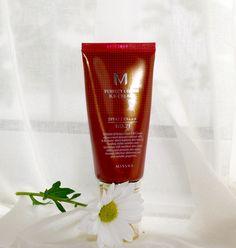 Missha M Perfect Cover BB Cream SPF 42 PA+++ #bbcream #missha #oilyface #spring #summer #makeup #korean