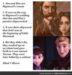 I'm sorry but Tarzan was already at least a month old when the movie starts and their ship goes down... so this theory is not possible... -Lydia